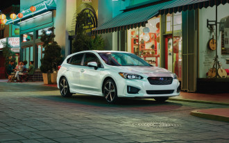 2019 Subaru Impreza: the all-weather compact car gets safer