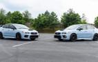 2019 Subaru WRX and WRX STI Series.Gray revealed