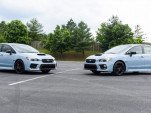 2019 Subaru WRX and WRX STI Series.Gray