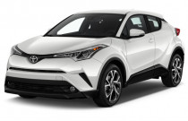 2019 Toyota C-HR XLE FWD (Natl) Angular Front Exterior View