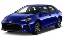 2019 Toyota Corolla XSE CVT (Natl) Angular Front Exterior View