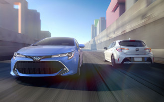 2019 Toyota Corolla Hatchback: a most international compact car