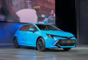 2019 Toyota Corolla Hatchback returns at NY Auto Show