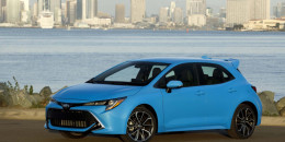 2019 Toyota Corolla hatch first drive: first steps to sport