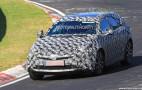 2019 Toyota Prius V spy shots