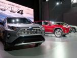 2019 Toyota RAV4, 2018 New York auto show