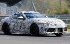 Toyota Supra leak, Bentley Flying Spur spy shots, George Carlin's BMW: Today's Car News