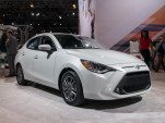 2019 Toyota Yaris, 2018 New York auto show