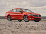 Is the 2019 Volkswagen Jetta the most fuel-efficient small car?