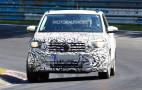 2019 Volkswagen T-Cross spy shots and video
