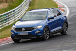 2018 Volkswagen T-Roc R spy shots