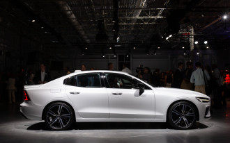 2019 Volvo S60 luxury sedan first look: Carolina on its mind