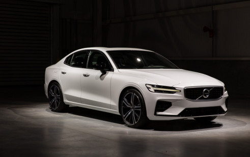 2019 Volvo S60 Vs Jaguar Xe Audi A4 Bmw 3 Series Mercedes Benz C
