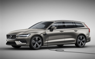 2019 Volvo V60 unveiled: the wagon is cooler than ever