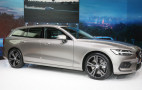 2019 Volvo V60 first look: Volvo hitches its wagon to its own rising star