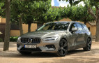 2019 Volvo V60: Svelte Swedish wagon slips in under $40,000