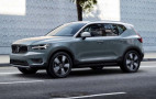 2019 Volvo XC40 allows your friend or family to borrow the car without a key
