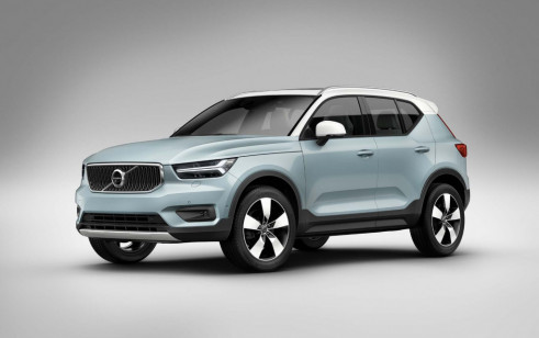 Volvo Xc First Drive