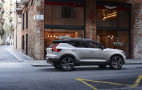 XC40 to be first electric Volvo
