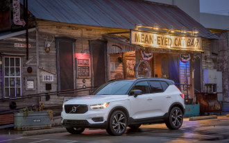 2019 Volvo XC40 driven, Nissan Terra SUV, Living with the Nissan Leaf: What's New @ The Car Connection