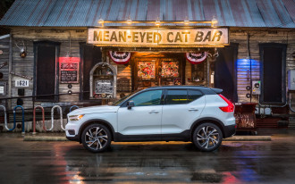 Volvo begins delivering cars through its subscription program