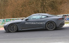 2020 Aston Martin DBS Superleggera spy shots and video
