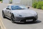 Aston Martin testing manual-equipped Vantage?