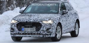 2020 Audi Q3 spy shots - Image via S. Baldauf/SB-Medien