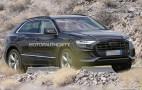 2020 Audi Q8 spy shots and video