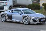 2020 Audi R8 GT spy shots