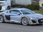 2020 Audi R8 GT spy shots - Image via S. Baldauf/SB-Medien