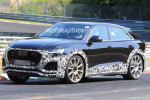 2020 Audi RS Q8 spy shots
