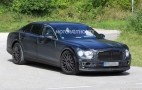 2020 Bentley Flying Spur spy shots