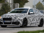 2020 BMW 2-Series Gran Coupe spy shots - Image via S. Baldauf/SB-Medien