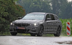 2020 BMW 3-Series Sports Wagon spy shots