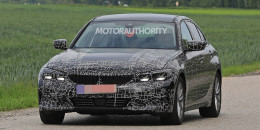 2020 BMW 3-Series spy shots - Image via S. Baldauf/SB-Medien