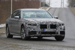 2020 BMW 7-Series spy shots