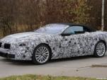 2020 BMW 8-Series Convertible spy shots - Image via S. Baldauf/SB-Medien