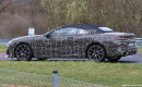 2020 BMW 8-Series Convertible spy shots - Image via S. Baldauf/SB-Medien