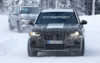 2020 BMW X5 M spy shots and video