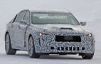 2020 Cadillac CT5 spy shots