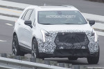 2020 Cadillac XT5 spy shots