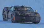 2020 Chevrolet Corvette (C8) spy shots