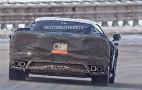 C8 Corvette spied, Mulsanne coupe revealed, VW Touareg teased: Car News Headlines