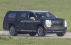 2020 Chevrolet Suburban spy shots