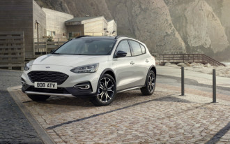 Ford cuts off compact car production, sales in US ahead of 2020 Focus Active