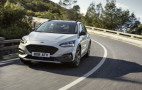 Ford Focus Active soft-roader is sole Focus variant for North America