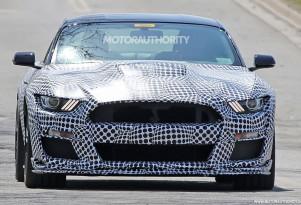 2020 Ford Mustang Shelby GT500 spy shots - Image via S. Baldauf/SB-Medien