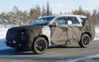 2020 Hyundai full-size SUV spy shots