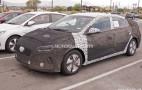 2020 Hyundai Ioniq spy shots